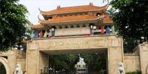 广西民族大学学校食堂